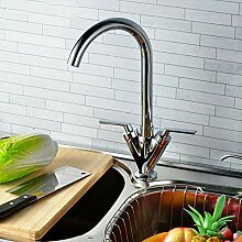 Kreative Küchenarmatur Warmes Und Kaltes Wasser