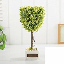 Kreative Künstlicher Baum Pflanzen