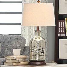 Kreative,Kunst-lampen/Französisch,Luxuriöse,Mode,Moderne Einfache Tischleuchte/Östlichen Mittelmeer,Living Room,Schlafzimmer Bett Lampe-A