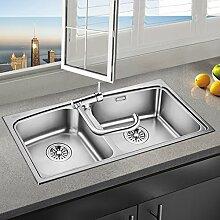 Kreative Kurzen Fingertipp Küchenarmatur Vollen