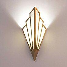 Kreative LED Wandlampe Modern Stil Wandleuchte