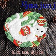 Kreative Mehrzweck-Keramik-Geschirr Weihnachtsbaum