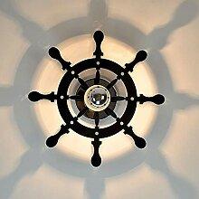 Kreative minimalistische Wandlampe,