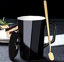 Kreative Paar Keramik-Becher, Personalisierte