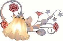 Kreative pastorale Treppe Nachttischlampe