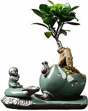 Kreative Persönlichkeit Ge Yao Keramische Töpfe