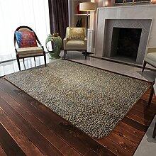 Kreative Persönlichkeit Tide Teppich Moderne Wohnzimmer Schlafzimmer Leopard Zebra Teppich ( MUSTER : # 3 , größe : 100*140cm )