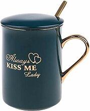 Kreative personalisierte Kaffeetasse –