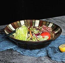 Kreative Porzellan Schüsseln Geschirr Salat Ramen