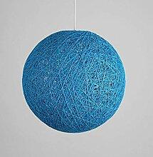 Kreative Rattan Weben Pendelleuchte -