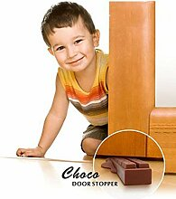 Kreative Schokoladenart-Türfeile, winddichter