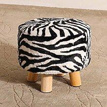 Kreative Schuhe für Hocker zu tragen Schuhe Hocker Haushalt Hocker niedrigen Hocker Sofa Hocker (Farbe optional) ( farbe : #7 )