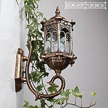 Kreative Stil Außenbeleuchtung Wandleuchte balkon
