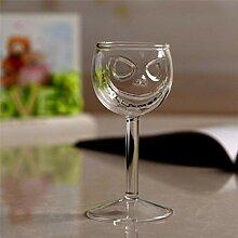 Kreative Tasse Kreatives Kristallglas Kreatives