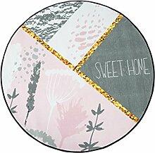 Kreative Teppiche Wohnzimmer Shaggy Waschbar