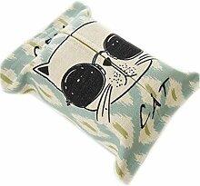Kreative Tissue Boxes Lovely Tissue Halter Cartoon Papier Handtuch Box Serviette Box