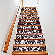 Kreative Treppen Arabischen Stil Persönlichkeit