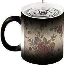 Kreative Verfärbung Tasse Neuheit Design