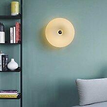 Kreative Wand Lampe Retro Schlafzimmer Balkon Bett wand Lampe, 42 x 42 x 24 cm