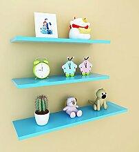 Kreative Wand Regal Wohnzimmer Runde Schlafzimmer