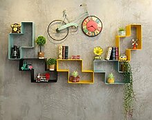 Kreative Wand Taft Tetris, Kostenlose Umwandlung,