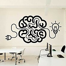 Kreative Wandaufkleber Büro Kreative Wandtattoos