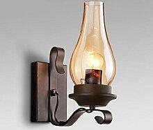 Kreative Wandleuchte Wandlampe Vasen wie