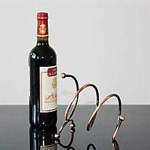 Kreative Weinregal Weinflasche Halter Praktische