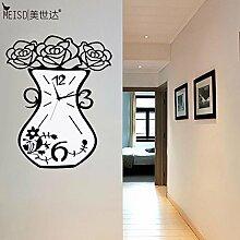 Kreative Wohnzimmer Wecker stumm Europäischen