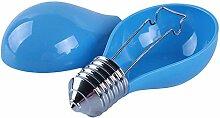 Kreativer Aschenbecher in Glühbirnenform,