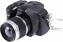 Kreativer Schlüsselanhänger Mini-Kamera