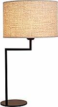 Kreatives Einfaches Sofa-Wohnzimmer Der Tischlampe