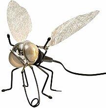Kreatives Wandleuchte Metall Insekt Form Wandlampe