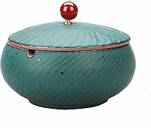 Kreativität Windaschenbecher Keramik Aschenbecher