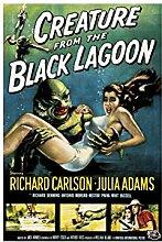 Kreatur aus der schwarzen Lagune Filmplakate