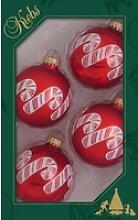 Krebs Glas Lauscha Weihnachtsbaumkugel