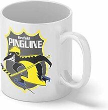 Krefeld Pinguine Eishockey Mannschaft Teamgeschenk