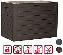 Kreher Kompakte Kissenbox/Aufbewahrungsbox mit 190