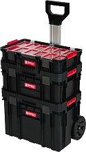 Kreher Werkzeugtrolley, (Set, 3 St.), 2 Boxen, 1