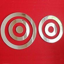 Kreis Infinity Spiegel–20cm Durchmesser