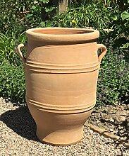 Kreta-Keramik | frostfeste, handgefetigte Amphore