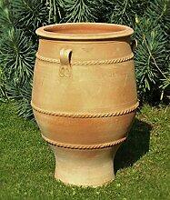 Kreta-Keramik | große Terracotta Henkel