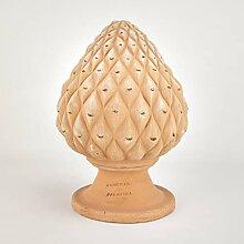Kreta-Keramik hochwertige Pininenzapfen aus