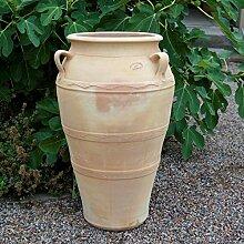 Kreta-Keramik hochwertige Terracotta Amphore mit