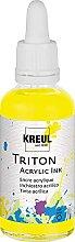 Kreul 17461 - Triton Acrylic Ink, Fluoreszierend
