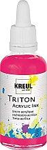 Kreul 17463 - Triton Acrylic Ink, Fluoreszierend
