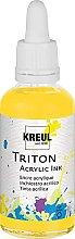 Kreul 17470 - Triton Acrylic Ink, Curcuma, 50 ml
