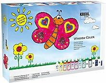Kreul 42752 - Window Color Fenstermalfarben Set,