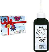 Kreul 42849 - Window Color XXL Set, für kleine