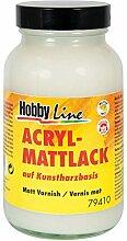 Kreul 79410 - Acryl Mattlack auf Kunstharzbasis,